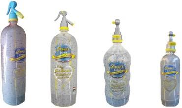 Szifonfejes palackok és kiegészítőik